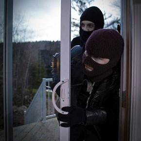 How to Keep Burglars Away