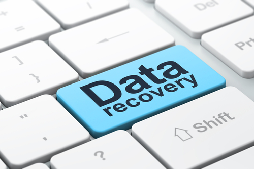 Data Recovery Software Works