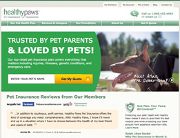 2017 healthy paws reviews best pet insurance companies