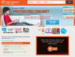 nanny internet filter